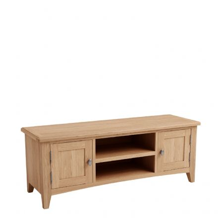 Geo Oak Large TV Unit